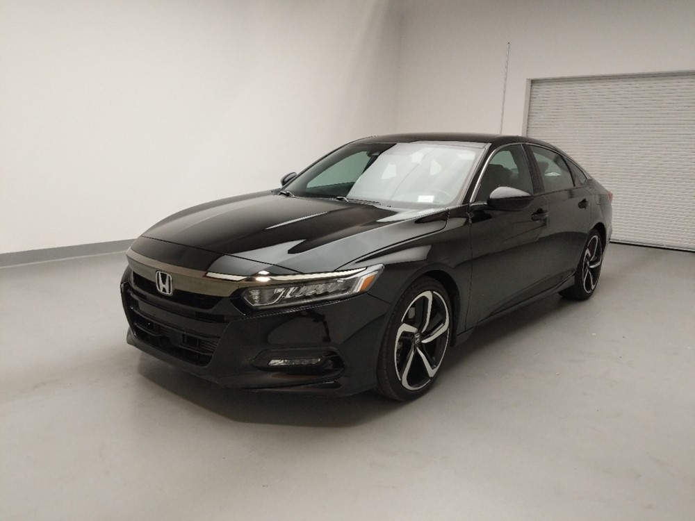 Used 2019 Honda Accord Driver Front Bumper