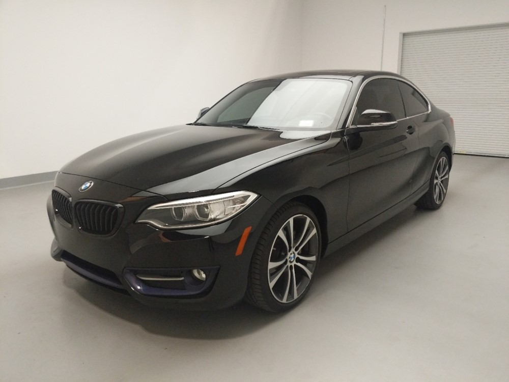 Used 2017 BMW 230i Driver Front Bumper