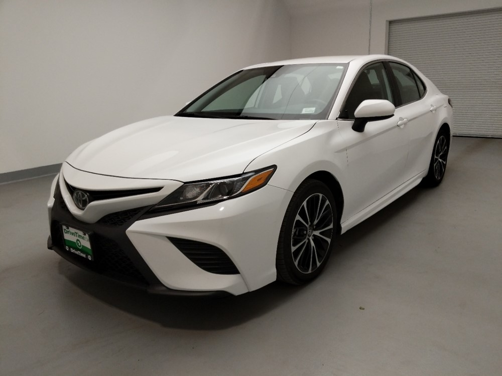 Used 2019 Toyota Camry Driver Front Bumper