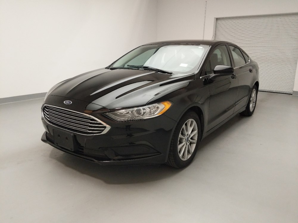 Used 2017 Ford Fusion Driver Front Bumper