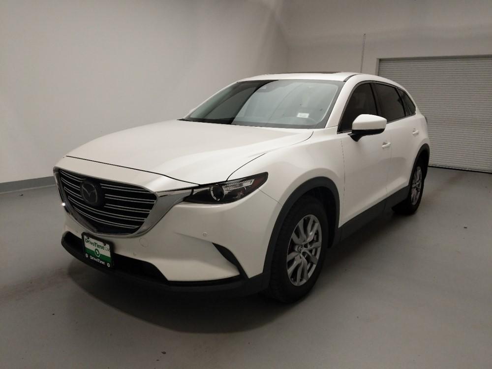 Used 2018 Mazda CX-9 Driver Front Bumper