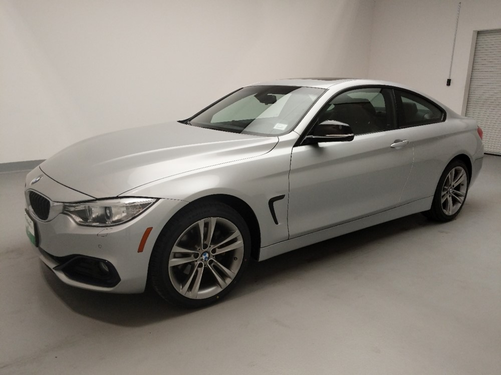 Used 2014 BMW 428i Driver Front Bumper