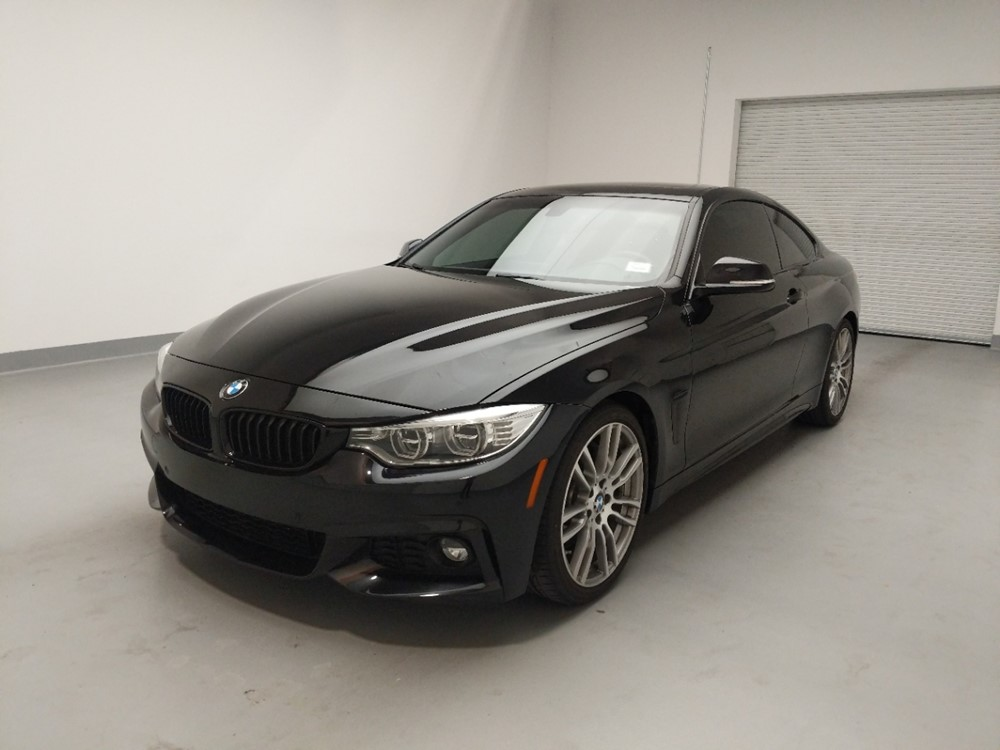 Used 2016 BMW 428i Driver Front Bumper