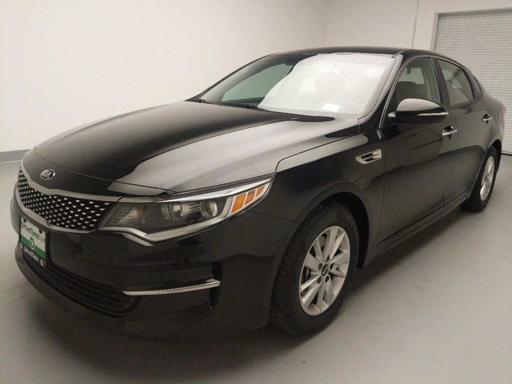 Used 2018 Kia Optima Driver Front Bumper