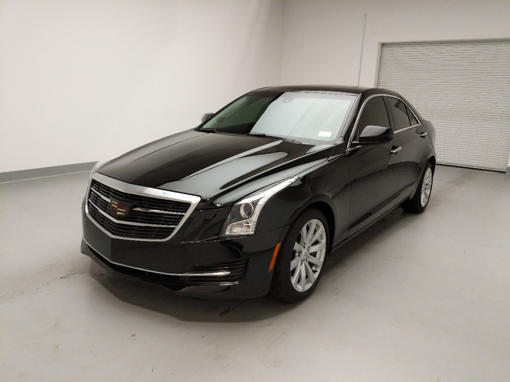 Used 2018 Cadillac ATS Driver Front Bumper