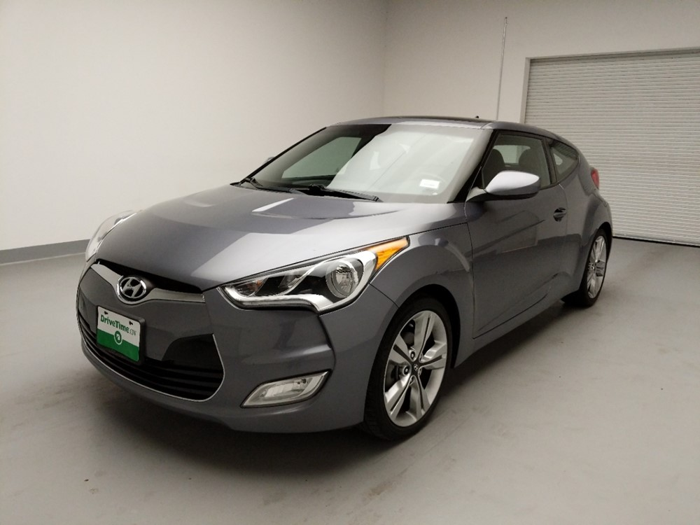 Used 2017 Hyundai Veloster Driver Front Bumper