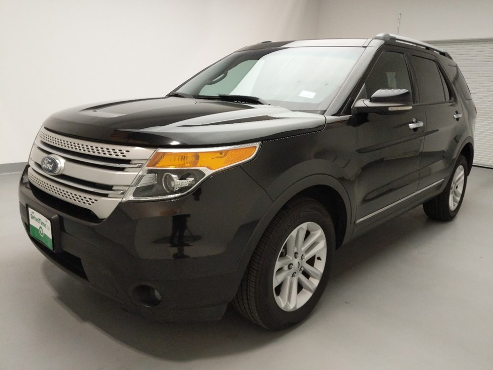 Used 2012 Ford Explorer Driver Front Bumper