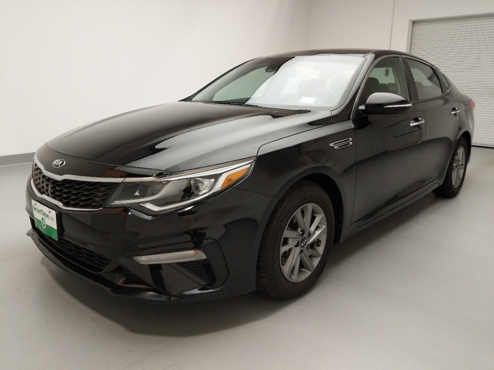 Used 2019 Kia Optima Driver Front Bumper