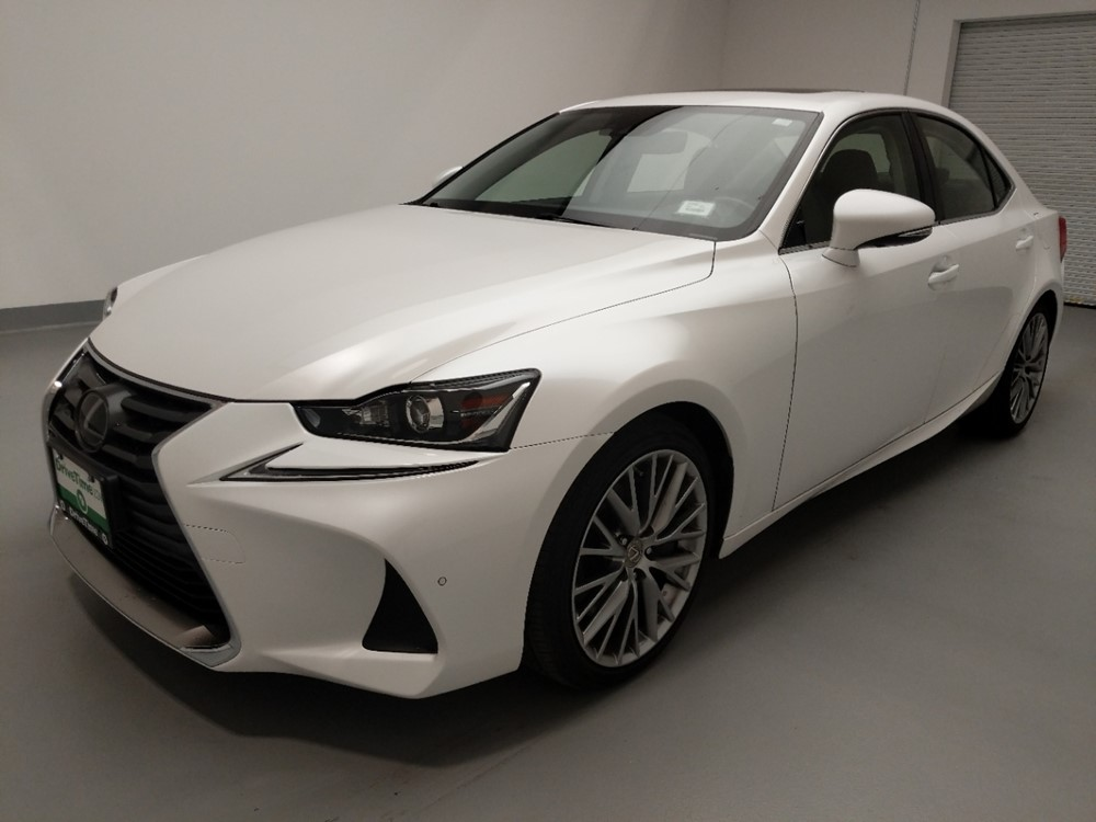 Used 2018 Lexus IS 300 Driver Front Bumper