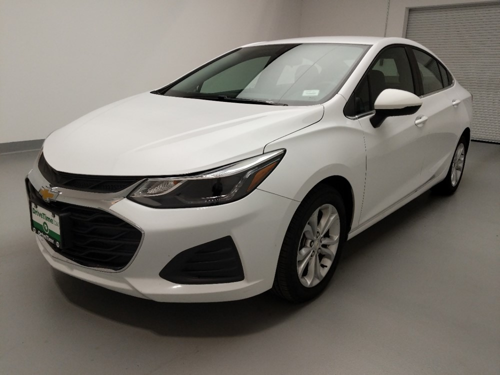 Used 2019 Chevrolet Cruze Driver Front Bumper