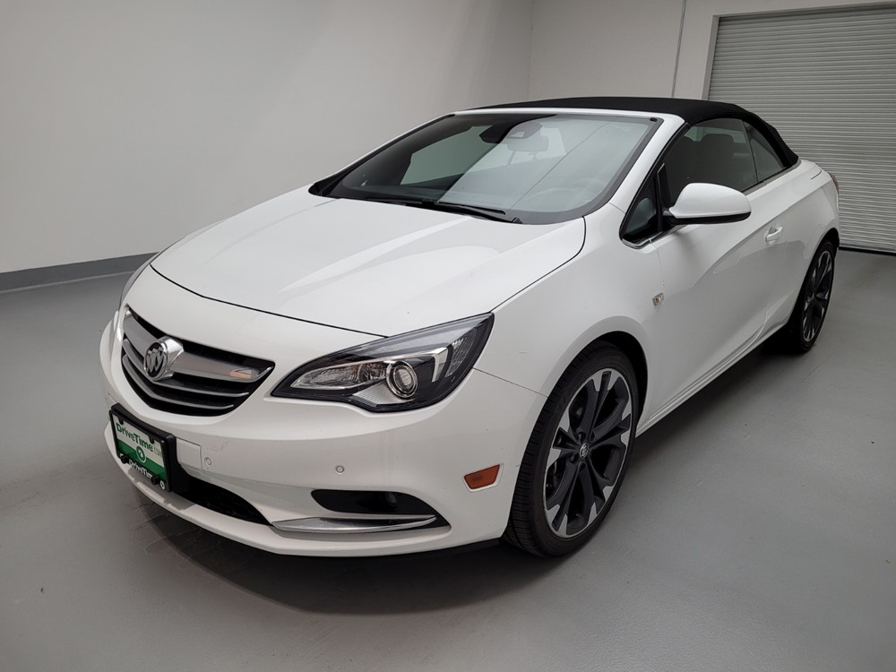 Used 2019 Buick Cascada Driver Front Bumper