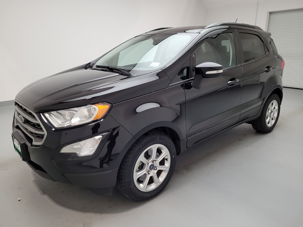 Used 2018 Ford Eco Driver Front Bumper
