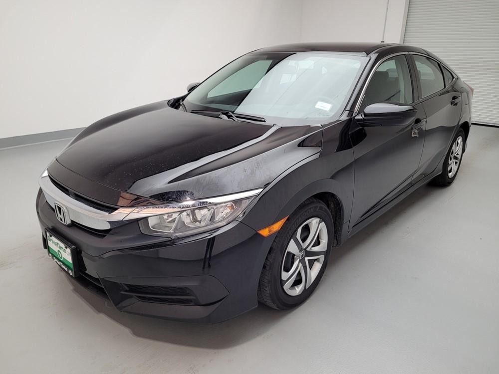 Used 2018 Honda Civic Driver Front Bumper