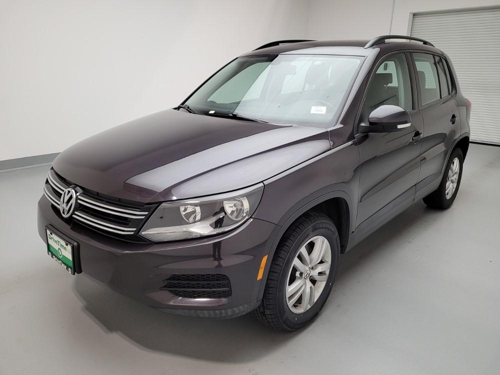 Used 2016 Volkswagen Tiguan Driver Front Bumper