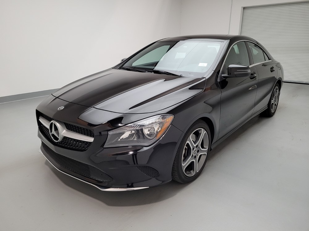 Used 2018 Mercedes-Benz CLA250 Driver Front Bumper