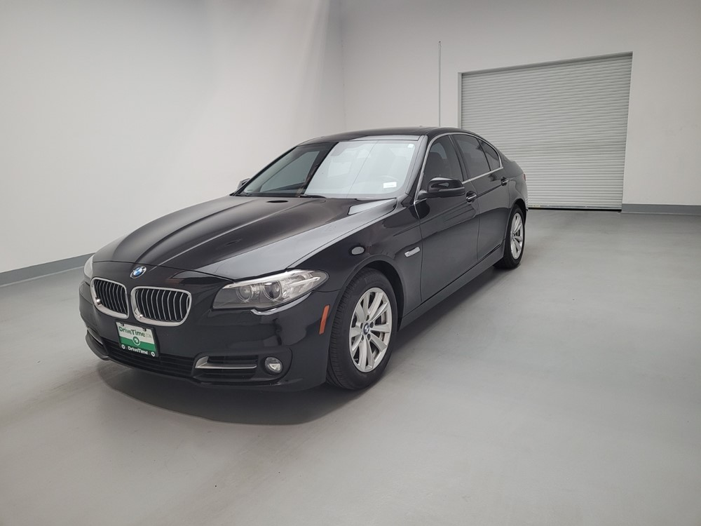 Used 2015 BMW 528i Driver Front Bumper