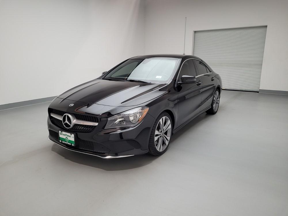 Used 2018 Mercedes-Benz CLA250 Driver Front Bumper