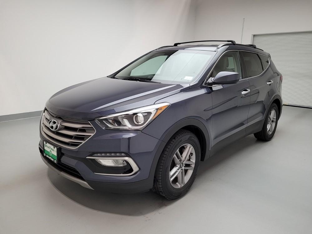 Used 2017 Hyundai Santa Fe Driver Front Bumper