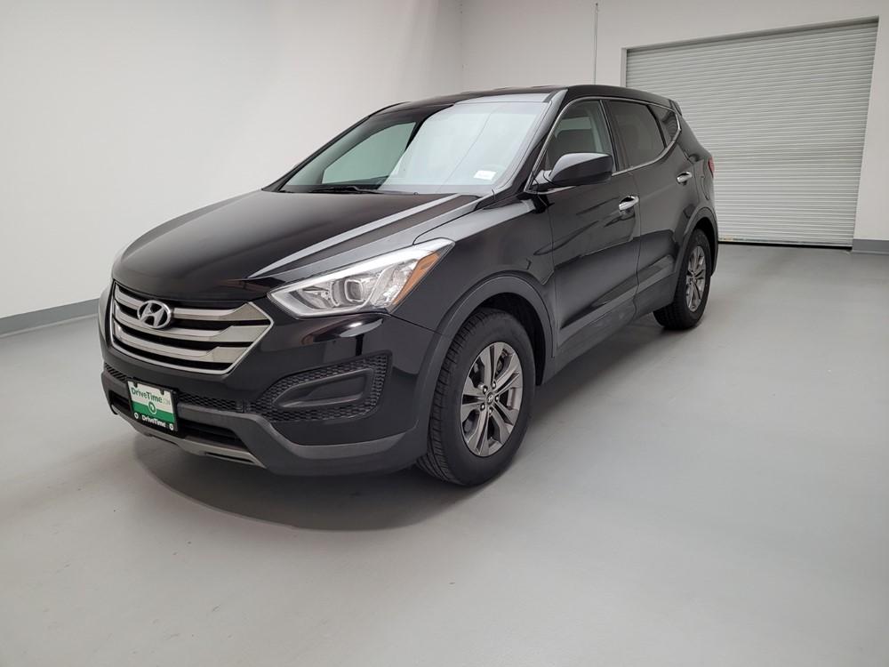 Used 2015 Hyundai Santa Fe Driver Front Bumper