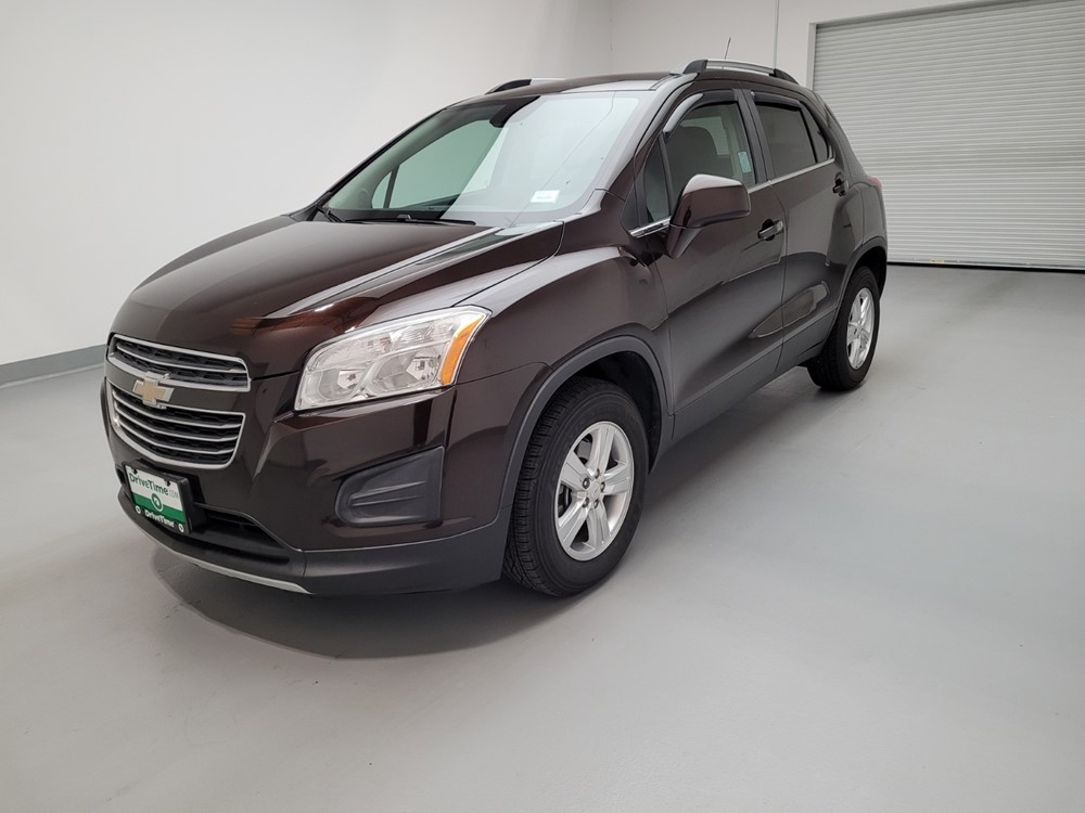 Used 2015 Chevrolet Trax Driver Front Bumper
