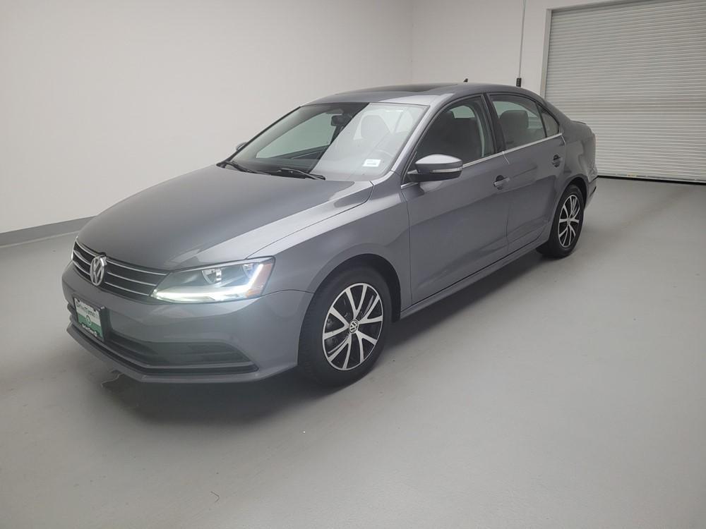 Used 2017 Volkswagen Jetta Driver Front Bumper