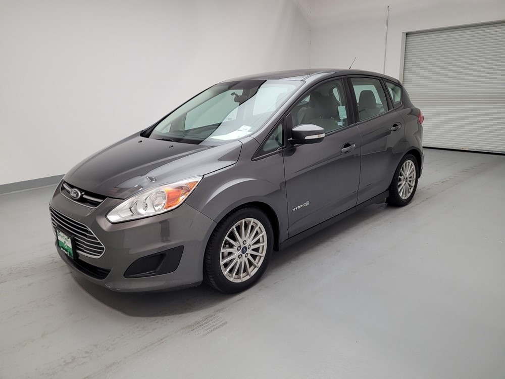 Used 2016 Ford C-MAX Driver Front Bumper