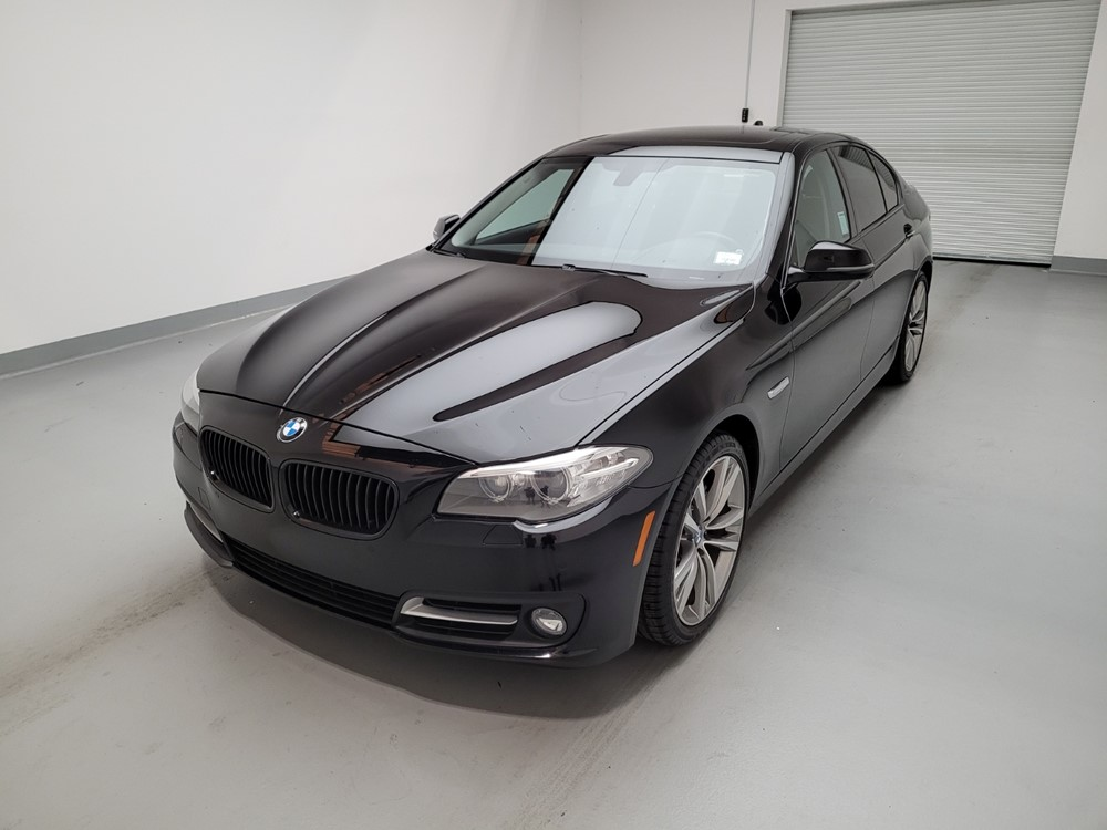 Used 2016 BMW 528i Driver Front Bumper
