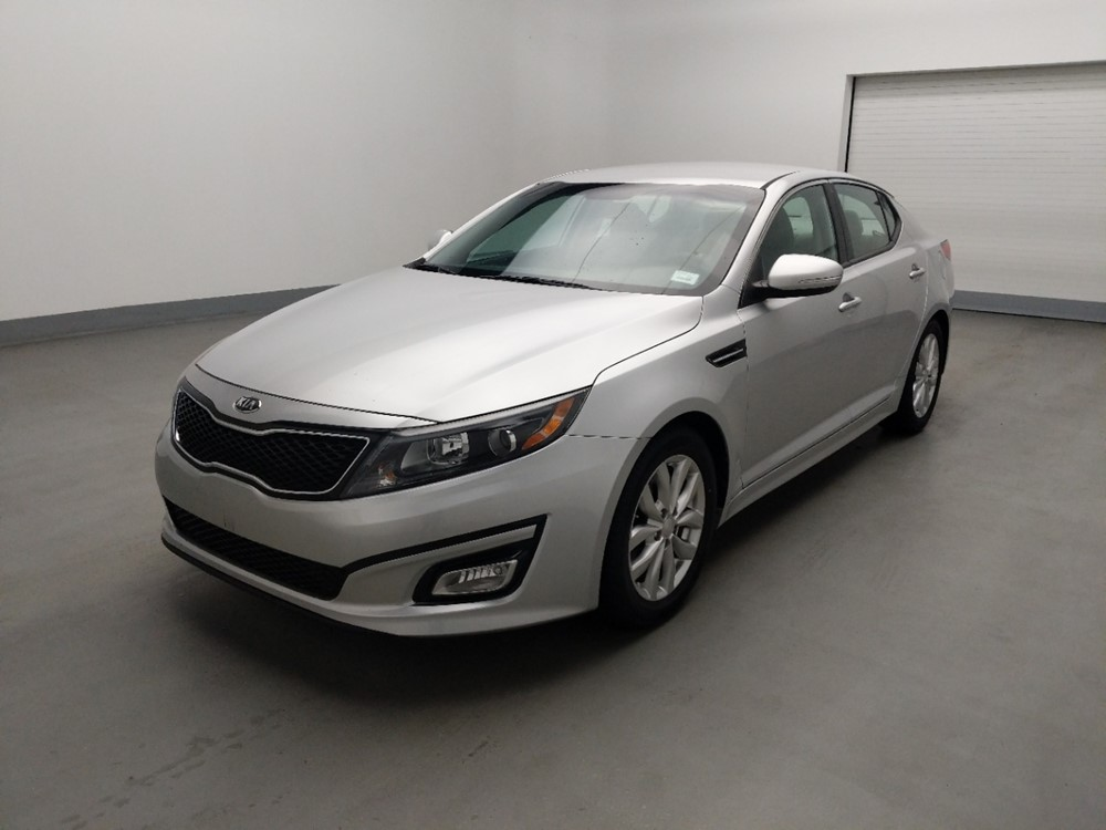 Used 2015 Kia Optima Driver Front Bumper