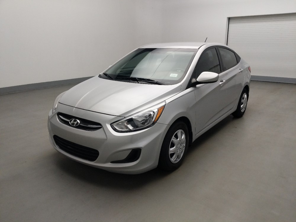Used 2017 Hyundai Accent Driver Front Bumper