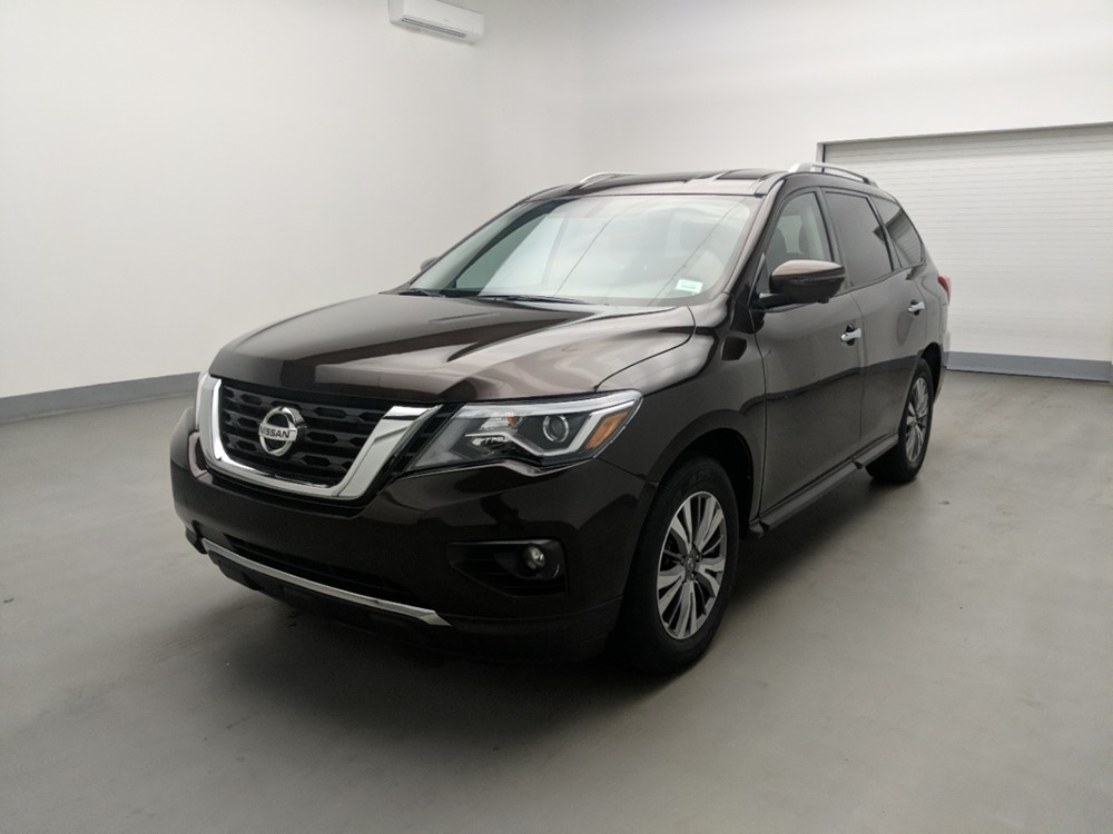 Used 2019 Nissan Pathfinder Driver Front Bumper
