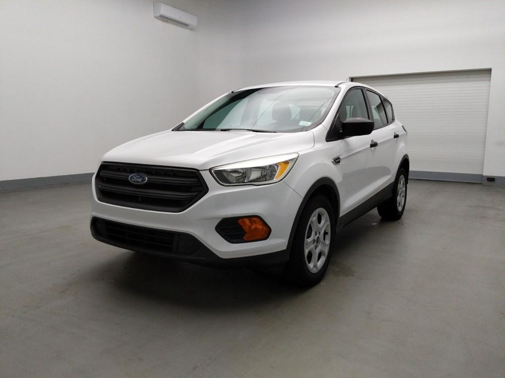 Used 2017 Ford Escape Driver Front Bumper