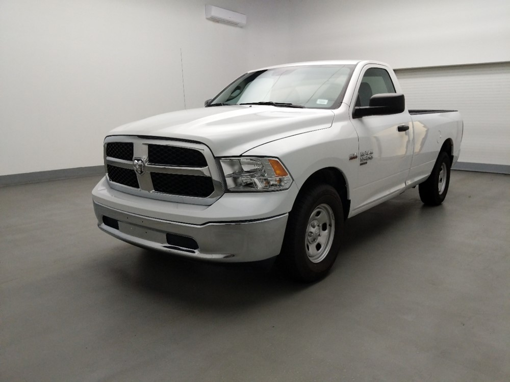 Used 2019 Dodge Ram 1500 Classic Driver Front Bumper
