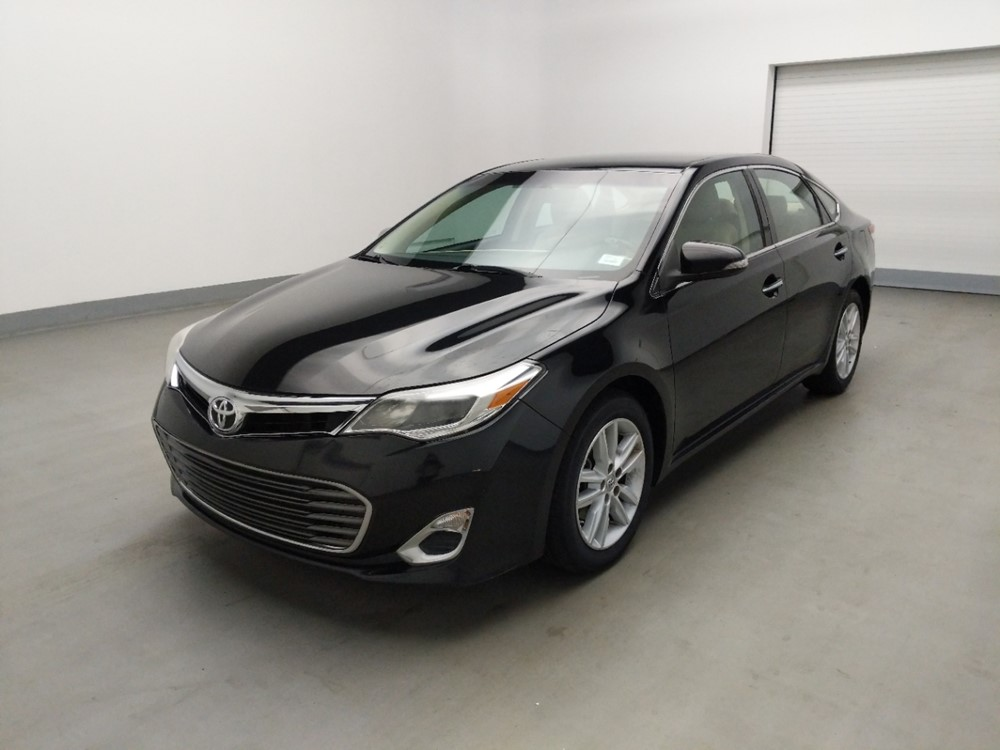 Used 2015 Toyota Avalon Driver Front Bumper