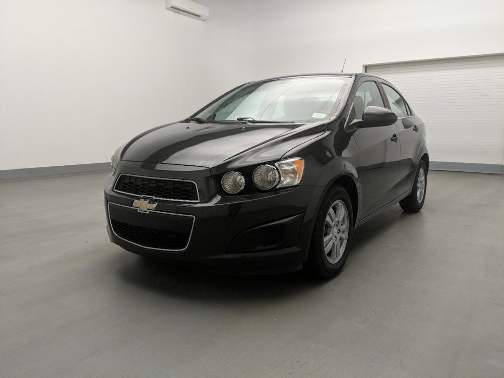 Used 2014 Chevrolet Sonic Driver Front Bumper