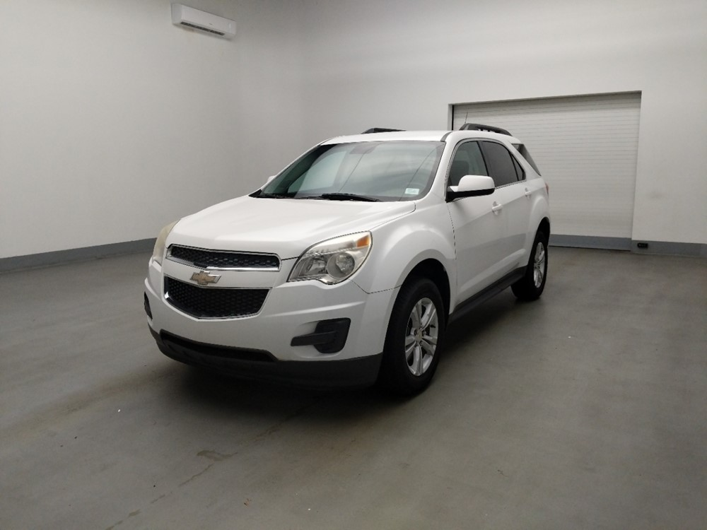 Used 2013 Chevrolet Equinox Driver Front Bumper