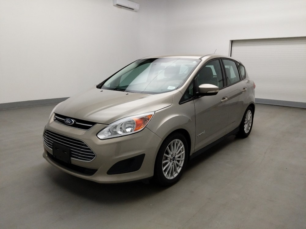 Used 2015 Ford C-MAX Driver Front Bumper