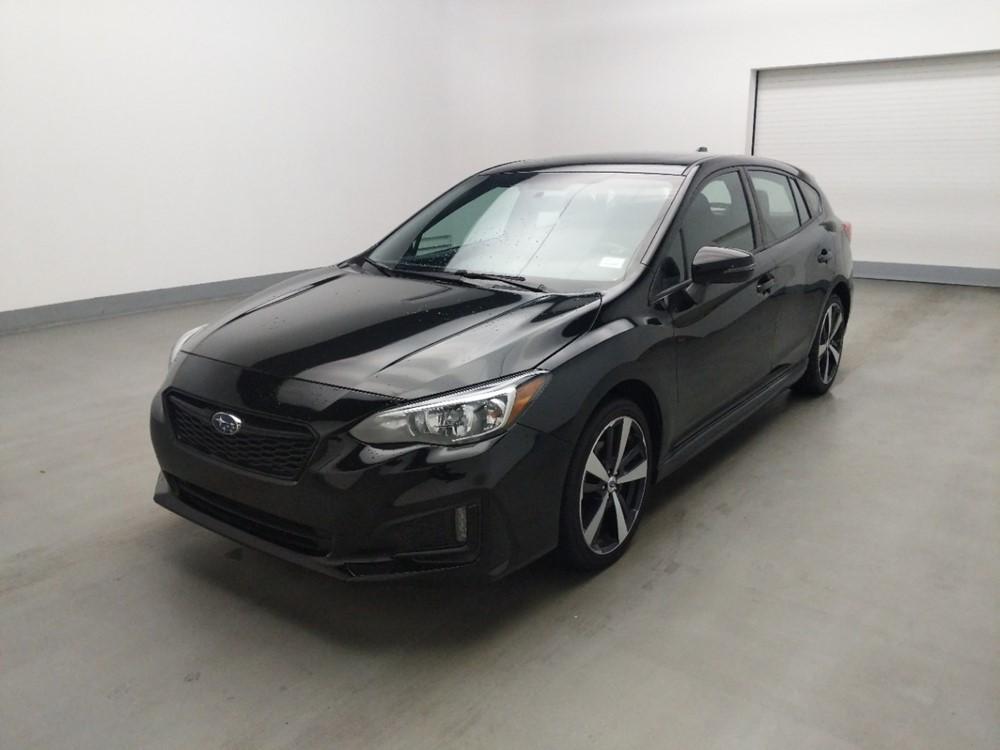 Used 2017 Subaru Impreza Driver Front Bumper