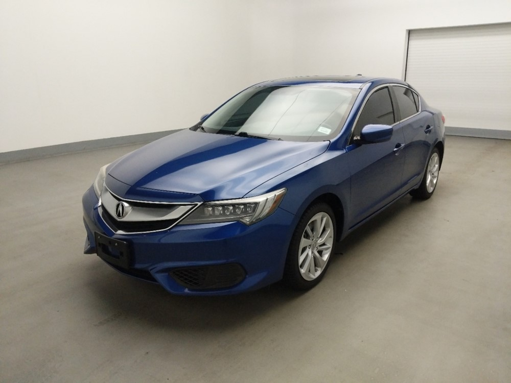 Used 2016 Acura ILX Driver Front Bumper