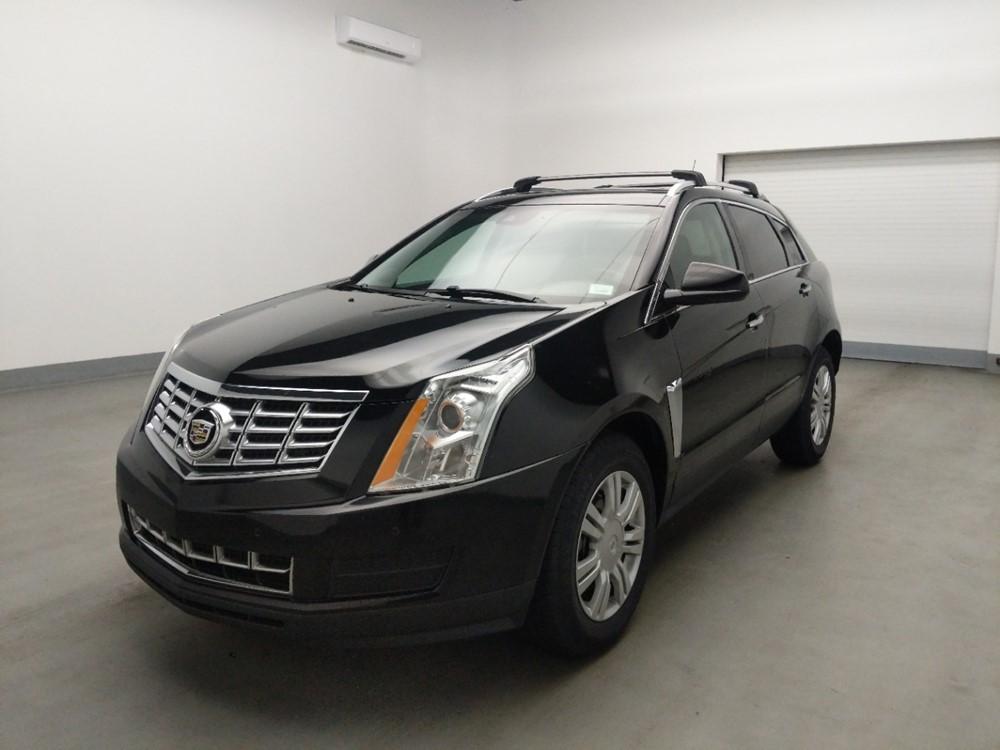 Used 2016 Cadillac SRX Driver Front Bumper