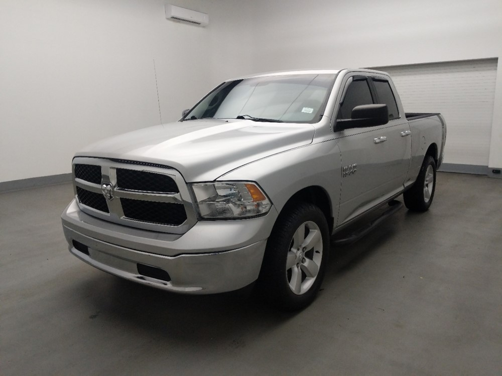 Used 2013 Dodge Ram 1500 Driver Front Bumper