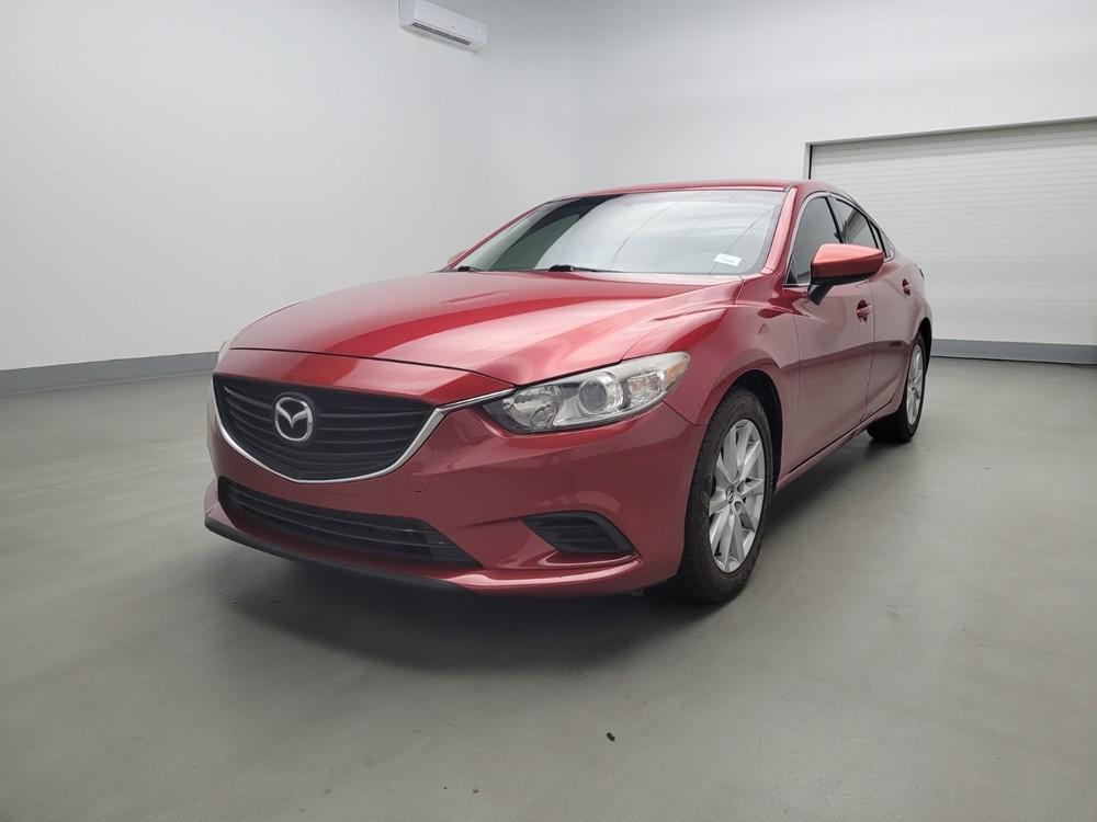 Used 2015 Mazda Mazda6 Driver Front Bumper