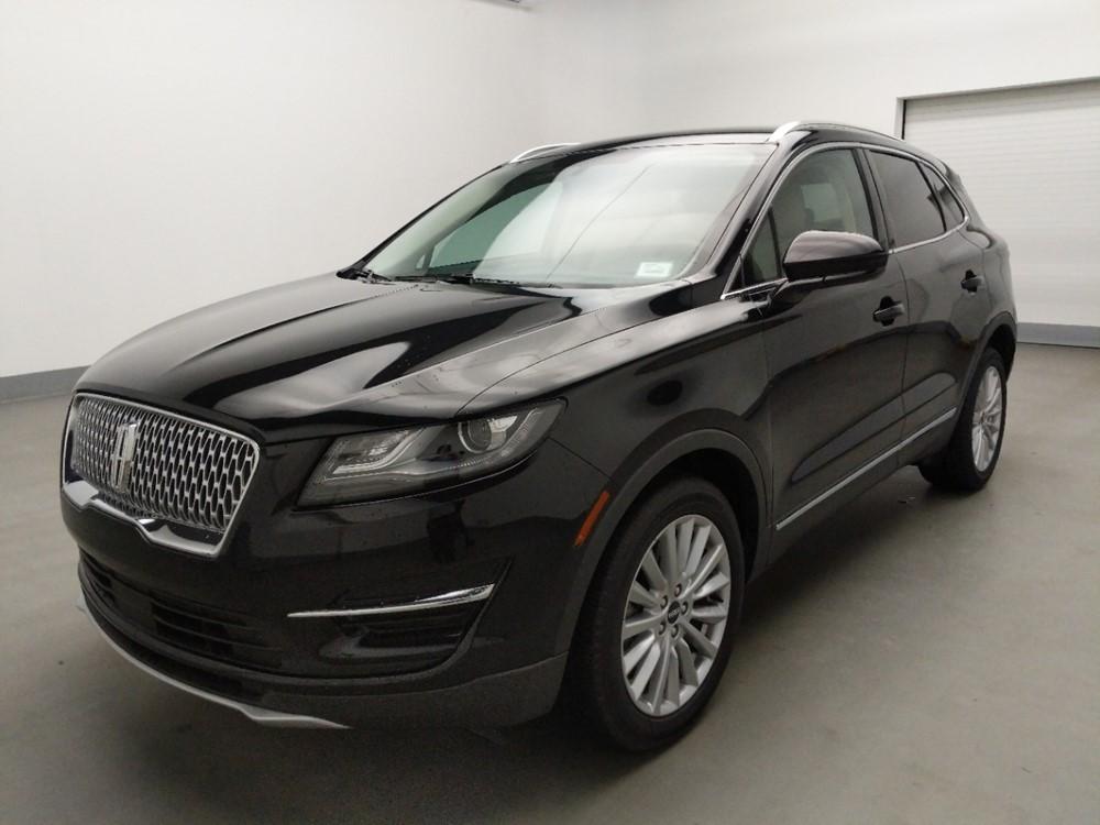 Used 2019 Lincoln MKC Driver Front Bumper