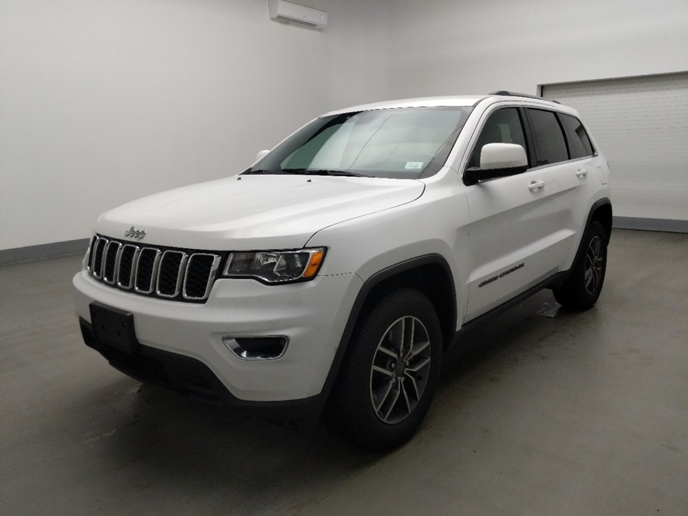 Used 2019 Jeep Grand Cherokee Driver Front Bumper