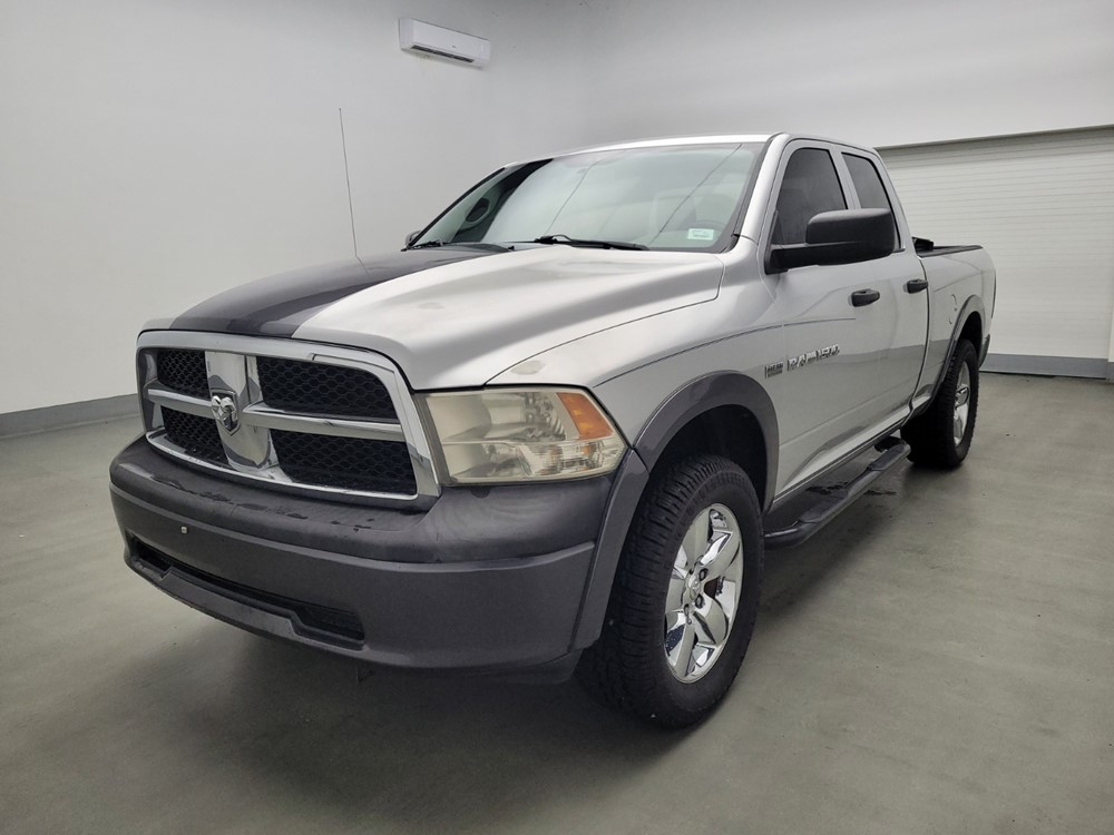 Used 2011 Dodge Ram 1500 Driver Front Bumper