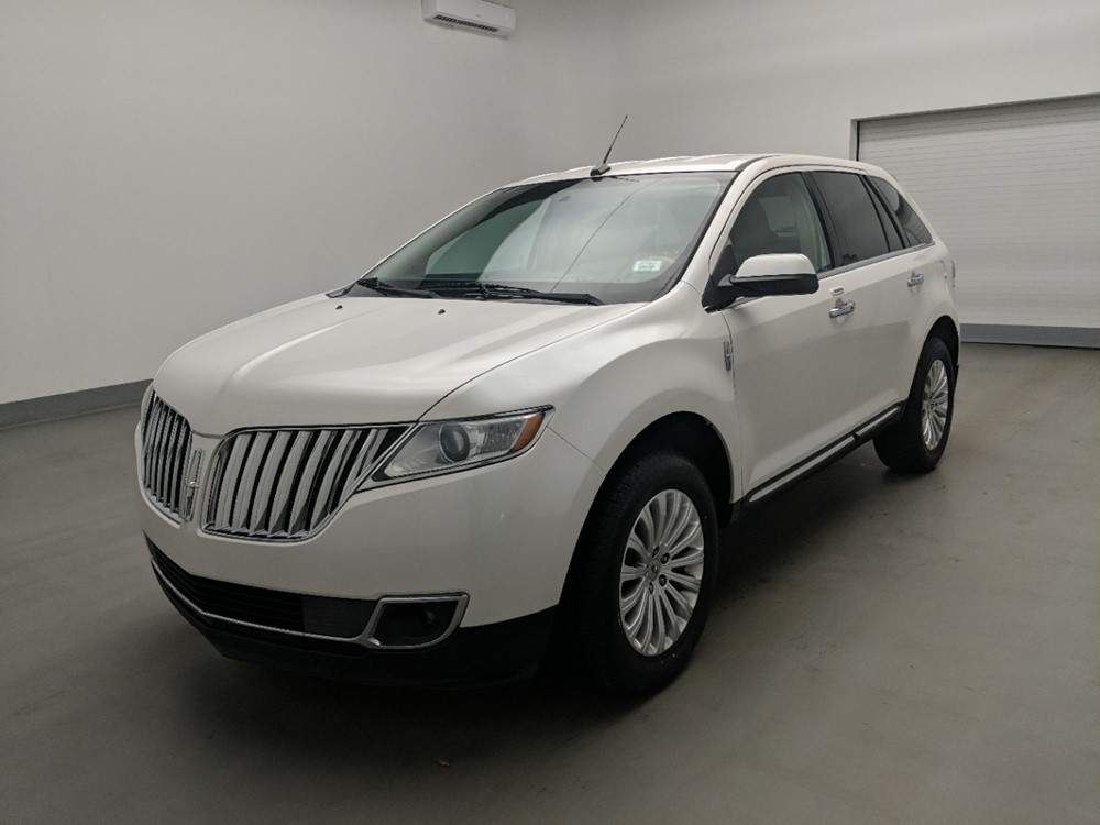 Used 2014 Lincoln MKX Driver Front Bumper
