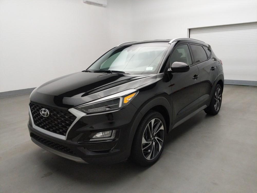 Used 2019 Hyundai Tucson Driver Front Bumper