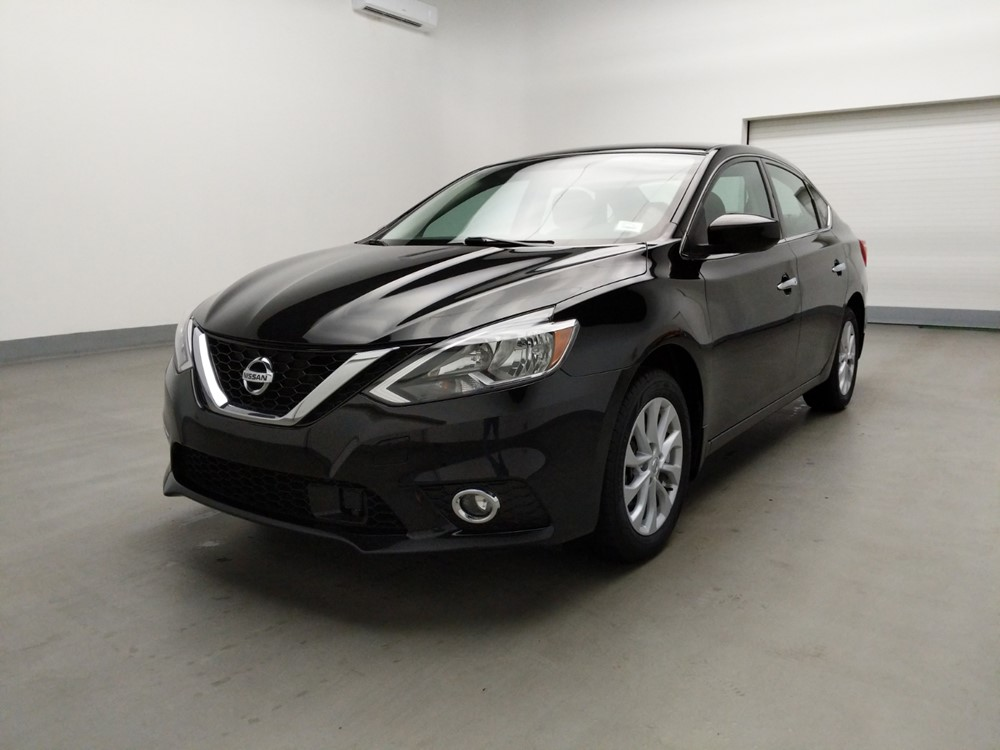 Used 2019 Nissan Sentra Driver Front Bumper
