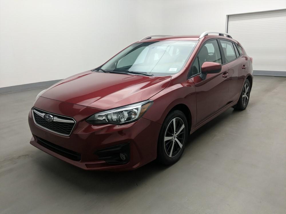 Used 2019 Subaru Impreza Driver Front Bumper