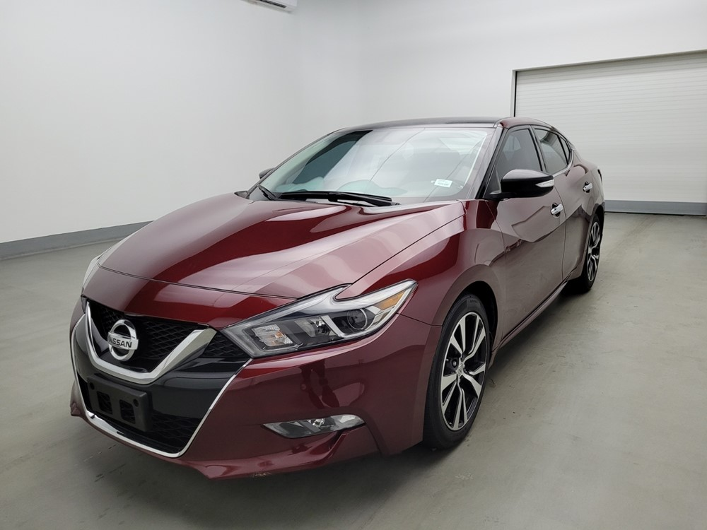 Used 2018 Nissan Maxima Driver Front Bumper