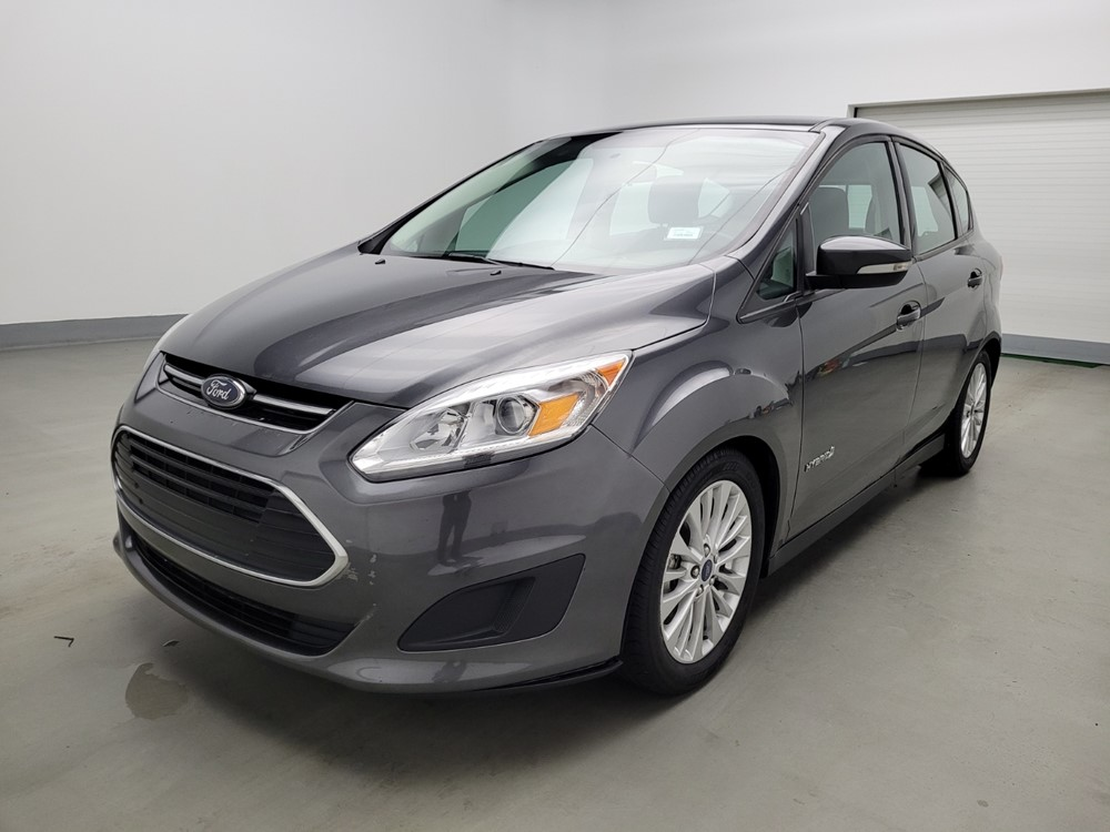 Used 2017 Ford C-MAX Driver Front Bumper